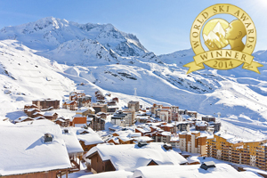 Val Thorens World Ski Awards 2014